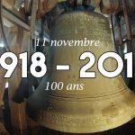 C'est officiel, toutes les cloches de Lorraine sonneront à l'unisson ce 11 Novembre