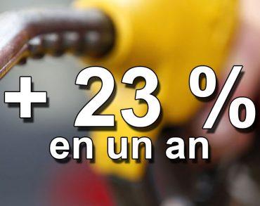 Hausse du carburant : les citoyens appellent au blocage national le 17 novembre
