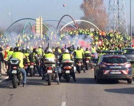 Gilets jaunes : les blocages de ce lundi 19 novembre en Lorraine