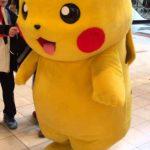 """Déguisé en Pikachu, il donne des coups de taser en hurlant """" Attaque éclair !"""""""
