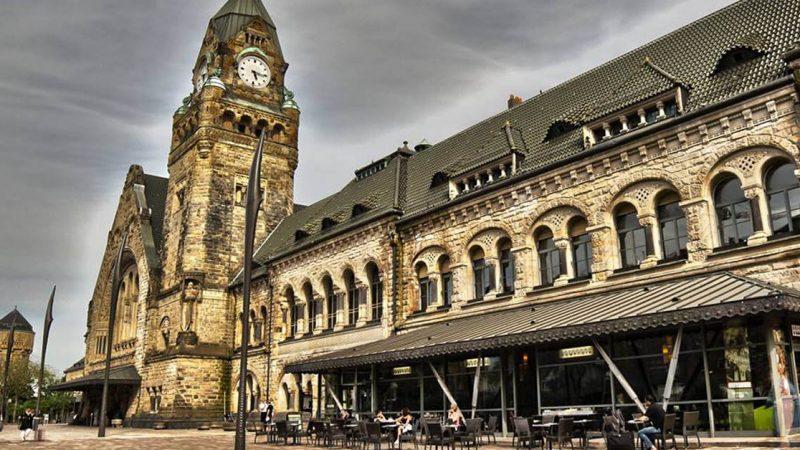 La gare de Metz élue plus belle gare de la région Grand Est
