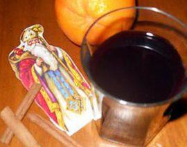 La recette du vin chaud de la Saint-Nicolas