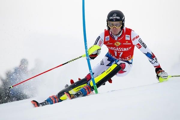 Le slalomeur vosgien Clément Noël devient Champion du Monde à Wengen !