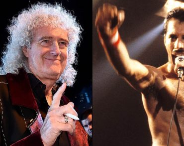 Brian May et Roger Taylor rendent hommage à Freddie Mercury