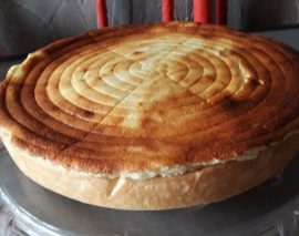 Recette facile de la tarte au fromage blanc