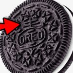 La Croix de Lorraine présente sur les biscuits Oreo ?