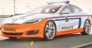 voiture-tesla-police-luxembourg-panne