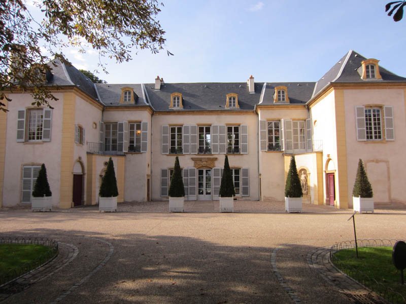 Chateau-Courcelles-Montigny-Metz