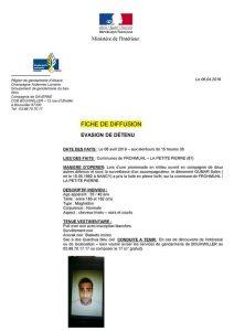 evasion-detenu-prison-frohmuhl-alsace
