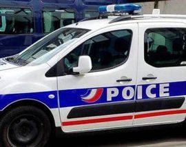 La préfecture de police a livré une voiture floquée « Poice » au lieu de « Police »