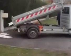 Contre les dépôts d'ordures, ces maires pratiquent le retour à l'envoyeur