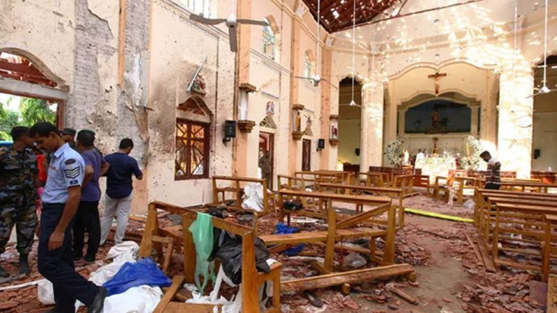 Sri Lanka : Une nouvelle explosion après les attaques qui ont fait 290 morts dont  39 touristes étrangers