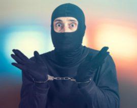 Metz : Un voleur oublie sa carte d'identité pendant le cambriolage d'un cabinet d'avocat