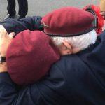 """""""Je croyais que tu étais mort"""", deux vétérans se retrouvent … en Normandie"""