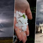 Les 4 départements lorrains placés en vigilance orange orages & grèle