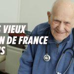 À 98 ans, le plus vieux médecin de France exerce toujours