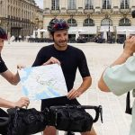 2 Nancéiens vont réaliser le plus grand GPS drawing du monde à vélo