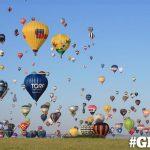 Mondial Air Ballons : Les images de la grande Ligne 2019
