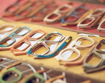 Nancy : un opticien recycle des planches de skate pour en faire des lunettes design !