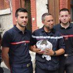 Villerupt : trois heures d'intervention en image pour sauver un chaton