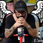 Laurent Santini, coiffeur Lorrain, a collecté 3 000 jouets pour les Restos du cœur et un hôpital