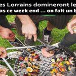 L'été fait de la résistance en Lorraine : 25° à l'ombre le week-end prochain