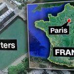 CNN oublie l'Alsace et la Moselle dans une carte de France pour parler de l'attaque au couteau à la préfecture de police