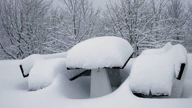 10 à 15 centimètres de neige attendus dans les Vosges mardi 1er décembre