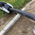 Alsace : un radar tourelle décapité 5 jours après son installation