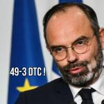Édouard Philippe déclenche le 49-3 pour faire passer la réforme des retraites
