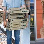 Coronavirus : Domino's Pizza offre ses dernières pizzas aux personnels soignants d'Epinal.