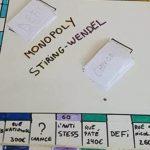 Il créé un monopoly spécial confinement avec les rues de Forbach