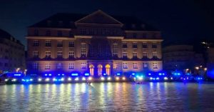 police-luxembourg-hommage-soignants