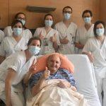 Guéri, un Alsacien soigné au Luxembourg vient d'être rapatrié