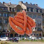 Thionville : Il font un barbecue en pleine rue et se font verbaliser par la police