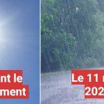 Alerte orange pluie-inondation et retour du froid pour le déconfinement