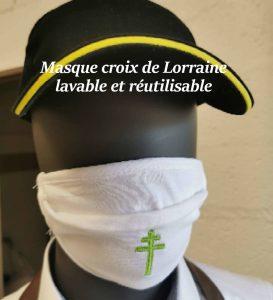masque-croix-lorraine
