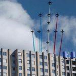 La Patrouille de France survolera les hôpitaux de Lorraine jeudi et vendredi