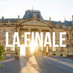 La finale du plus beau château de France avec Lunéville a commencé