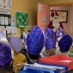 Saint-Nicolas s'adapte et fait sa tournée des écoles de Lorraine cette semaine