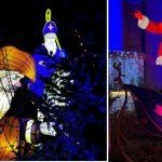 Metz : Le sentier des lanternes ouvre finalement aujourd'hui au public
