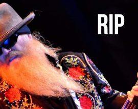 Dusty Hill, le bassiste de ZZ Top, est mort à l'âge de 72 ans