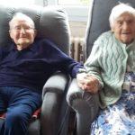 Berthe et Marcel décroche le record de France du plus long mariage