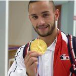 Notre champion olympique lorrain Steven Da Costa accueilli en héros à Mont-Saint-Martin