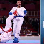 Le Lorrain Steven Da Costa décroche la médaille d'or en karaté aux JO de Tokyo